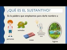 Los sustantivos Nouns Spanish Spanish Teaching Resources, Hands On Activities, Spanish Language, Second Grade, Worksheets, Homeschool, Student, Science, Youtube