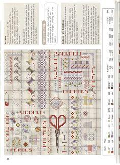 Point de croix magazine 06 2014 (сюжет 9)