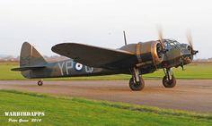 Bristol Blenheim Mk.I G-BPIV