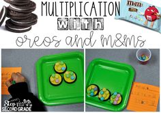 Multiplication  is one of my VERY favorite math units. I feel like I say that about everything other than regrouping, ha! Pretty much as ...