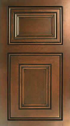 Master Bath Cabinet Door Profile - MR, Y, Lg Bead - Painted in Mid South White Finish (Not Shown)