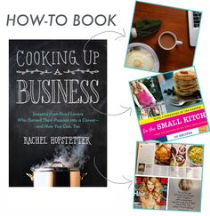 The book you need if you want to sell food for a livign! #giveaway