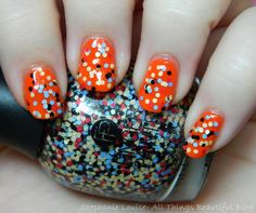 Finger Paints Three's A Party from the Kozmotology for Summer 2014 Swatches & Review via @Stephanie Louise Telford