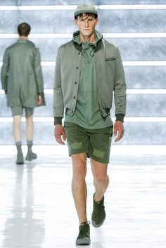 John Elliott Spring 2016 Menswear Fashion Show