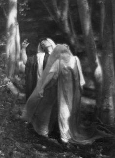 Imogen Cunningham  - The Wood Beyond the World, 1910