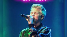 Carson Lueders - Live performance highlights at Rock Your Hair shows