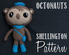 Shellington Crochet Amigurumi Octonauts