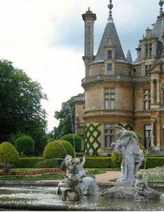 Waddesdon Manor, Buckinghamshire, England