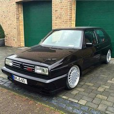 Golf MK2 Rally