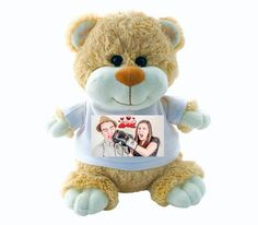 Teddy Bear - Valentines Day (Personalise Him!