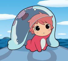 Ponyo | Hayao Miyazaki | Studio Ghibli