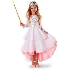 Glinda Deluxe Costume for Girls - Oz | Costumes & Costume Accessories | Disney Store
