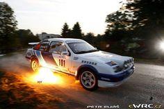 Ford Sierra Cosworth - Rally car