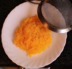 Así se come en Granada.: Huevo hilado