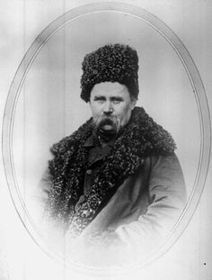 Taras Shevchenko.His literary heritage is regarded to be the foundation of modern Ukrainian literature and, to a large extent, the modern Ukrainian language.