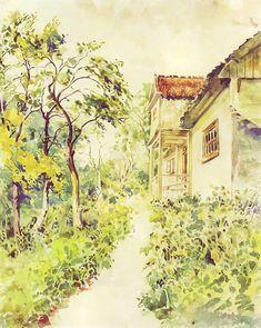 Józef Mehoffer Change Your Mind, Royal Mail, Watercolours, Painters, Art Images, You Changed, Poland, Art Nouveau, Poster Prints