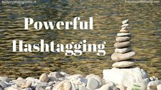 'Powerful Hashtagging.' Adding a hashtag on social media is very easy. The trick, however, is to use it as a powerful tool for your brand and online lead generation. What can you do to reach a bigger audience, increase engagement and improve sales? In this blog, I give you 13 tips on creating effective hashtags, show a few recent, powerful hashtags, and explain how you can best use hashtags for events and campaigns. Read more at http://budgetvertalingonline.nl/business/powerful-hashtagging/