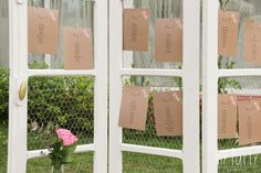 #seatting plan #vintage wedding ideas #decoracion con puertas en bodas