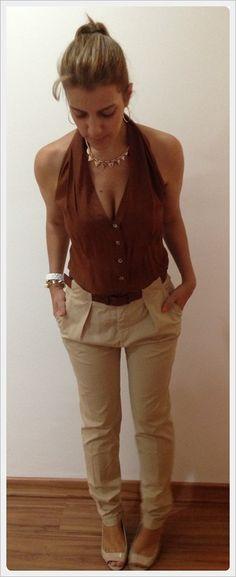 Boa noite!! Já passaram no blog?! Como prometido tem post novo, venham conferir meu look!