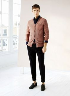 The Style Examiner: Reiss Menswear Spring/Summer 2013