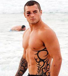 Kia Kaha Rugby Tattoo