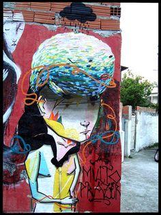 artist: Ricardo Akn  location: Sao Paolo
