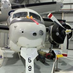 305 Best Grumman C-1A Traders, E-1B Tracers, S2F Trackers
