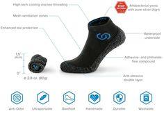skinners socks durable #fashion #techfashion