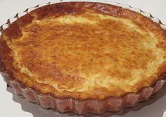 Recetas Monsieur Cuisine: Quiche rápida sin base