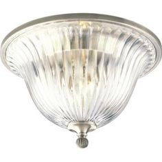 Check out the Progress Lighting P2819-101 Roxbury 2 Light Flush Mount in Classic Silver priced at $185.58 at Homeclick.com.