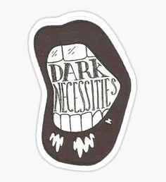 'Red Hot Chili Peppers Dark Necessities Illustration' Sticker by jasacid Tema Dark, Nirvana Tattoo, Guitar Stickers, Hot, Hand Illustration, Traditional Tattoo, Sticker Design, Chili, Stuffed Peppers