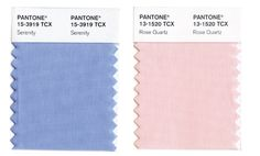 Pantone's Color(s) of the Year for 2016!