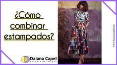 Consejos-Tips de moda y estilo, ¿Cómo usar estampados? .  Daiana Capel, Asesora de Imagen y Personal Shopper Productora de Moda y Desfiles Especialista en Colorimetria, Accesorios e Imagen con sobrepeso. . Web: www.daianacapel.com Facebook: https://www.facebook.com/DaianaCapelAsesora/ . Mira la nota completa: https://www.daianacapel.com/2017/06/23/como-combinar-estampados/ . Videos que te pueden interesar: -¿Cómo usar bucaneras?  https://www.youtube.com/watch?v=-Q-_AYrGjIg - ¿Qué uso si…