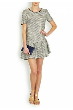 Doncaster Brocade Dress - Dresses - Clothes - London-Boutiques.com
