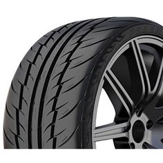 Federal 595 Evo Performance Tire - 165/55R15 75V (Black)