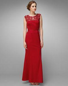 Isabella Full Length Dress