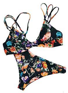 Cupshe Fashion Women Floral Printing Strappy Bikini Set (... https://www.amazon.com/dp/B01JCOH10Q/ref=cm_sw_r_pi_dp_x_GHxvybNG6A0W9