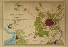 Mapa del Marco de #Jerez #WineMap Vintage World Maps, Spain, Diagram, Wine, Painting, Art, Art Background, Sevilla Spain, Painting Art