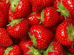 Fresas - Colesterol etc.