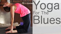 25 Minute Yoga for the Blues With Fightmaster Yoga