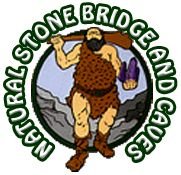 natural stone bridge and caves, natural stone bridge, stone bridges, caves ny, new york caves, adirondack caves, gem mining ny, pottersville ny
