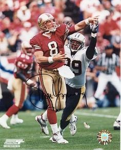 Steve Young, San Francisco 49ers