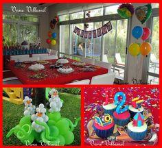 Cumpleaños y Ambientaciones Temáticas