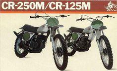 1973/74 Honda CR125/250M
