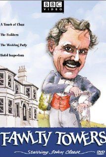 I love watching this with my hubby and laughing sso hard we cry! Classic british comedy!
