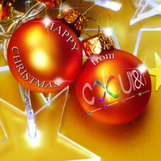 Colour and Works Christmas Card 2013
