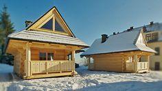 Drewniane domki Zakopane - całoroczny wynajem domków pod Gubałówką