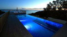 The Glasshouse - Waiheke Island Luxury, NZ | View Retreats #SwimmingPool