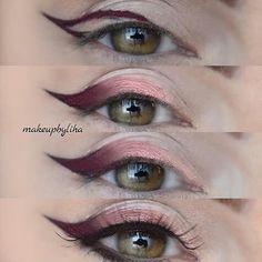 4 easy step eyeliner   #lipstick #instamakeup #cosmetic #cosmetics #tflers #gloss #mascara #eyeliner #lip #lips #tar #concealer #foundation #powder #eyes #eyebrows #lashes #lash #glue #glitter #crease #primers #base #beautifulfollow #wakeupandmakeup #makeupaddict #makeuplover #anastasiabeverlyhills #beautyblogger #mua