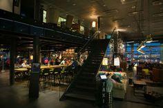 Cuckoo's Nest, bar at Radisson Blu Riverside Hotel at Lindholmen, Gothenburg.│The Gannet
